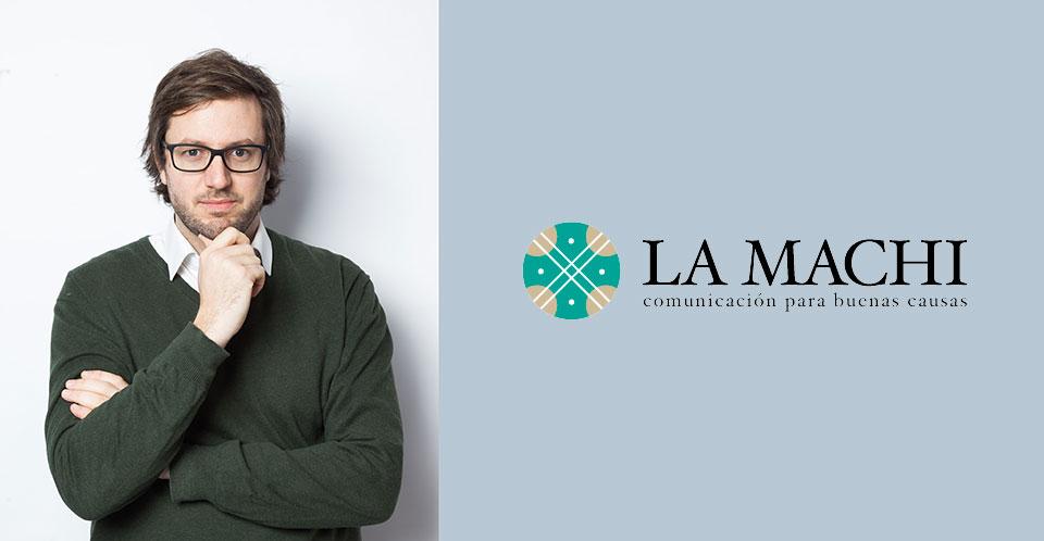 Juan della Torre, fundador de La Machi, y usuario de Debitoor, programa de facturación